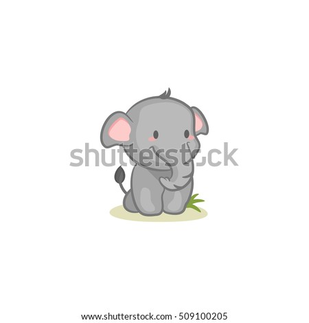 Cute Animals - Elephant
