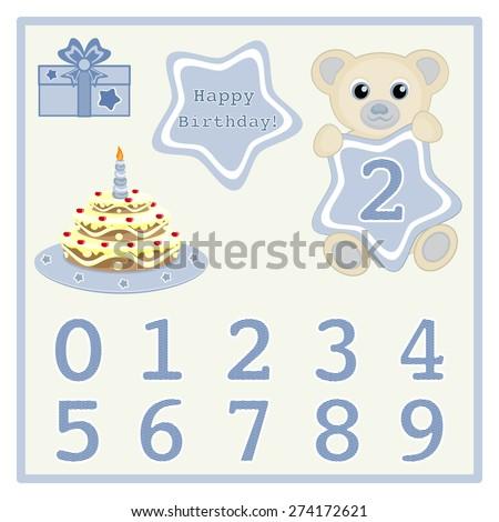 Boy Baby Announcement Girl Baby Shower Vector 271140338 – Cute Baby Boy Announcements