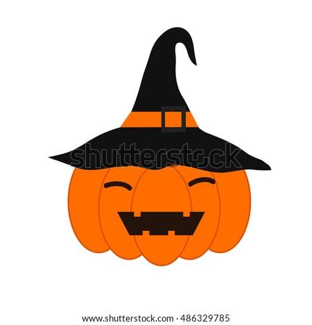 Cute Cartoon Halloween Clip Art Cute Stock Vector 486324361 ...