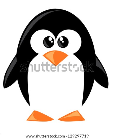 Images of cute cartoon penguins - photo#20