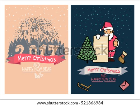 Cute christmas cards family holidays greeting stock vector 521866984 cute christmas cards family holidays greeting stock vector 521866984 shutterstock m4hsunfo Gallery
