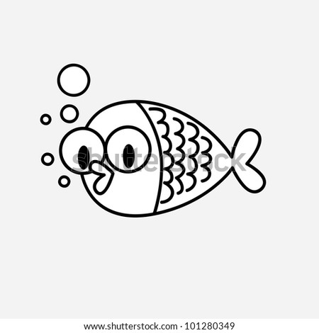 Cute Fish Drawings Cute Fish