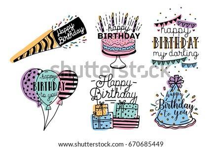 Birthday Greetings Images RoyaltyFree Images Vectors – Birthday Greetings Design