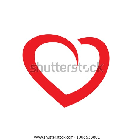Cute heart shape love symbol available stock vector 1006633801 cute heart shape for love symbol available in eps format isolated on white background altavistaventures Image collections