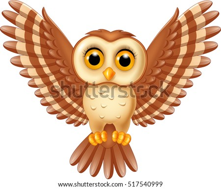 Cartoon Owl Stock Images Royalty Free Images Amp Vectors
