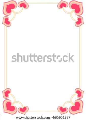 cute border lines