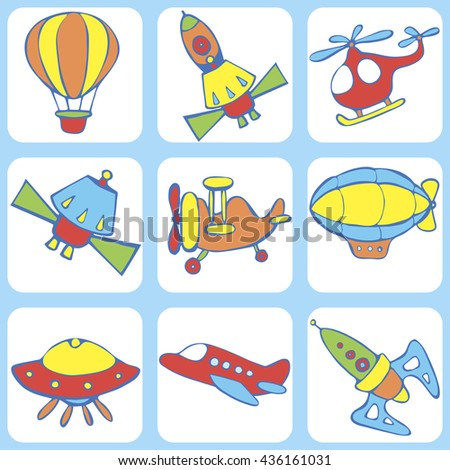 air transport pictures for kids | Kids
