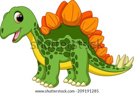 Cute Stegosaurus Gif Cute Stegosaurus Cartoon
