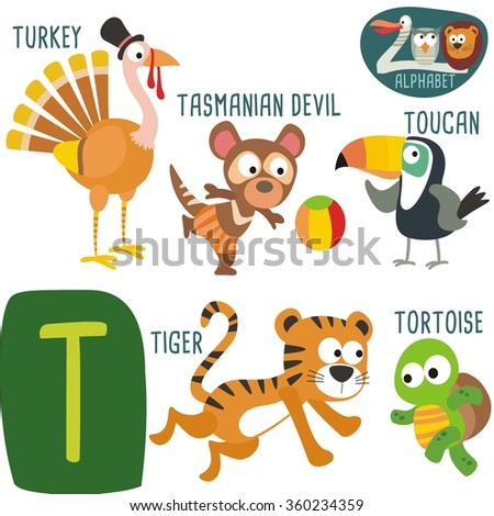 Zoo Animals Starting With The Letter R