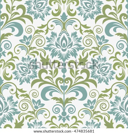 Damask Stock Images, Royalty-Free Images & Vectors | Shutterstock
