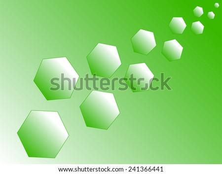 Dark background texture consisting of shiny rhombus. - stock vector