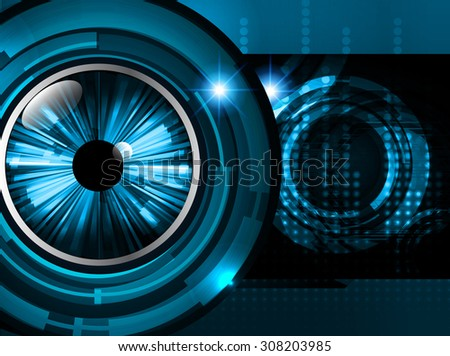 dark blue color Light Abstract Technology background for computer graphic website internet business. circuit. vector illustration. abstract digital .silver. infographics. motion move blur.neon. eye