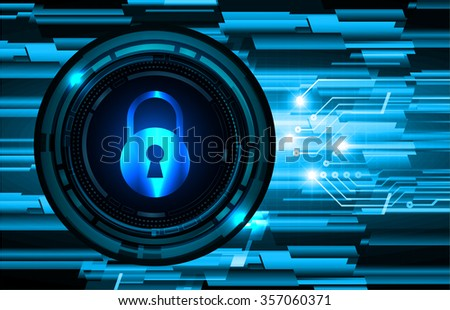 dark blue eye Light Abstract Technology background for computer graphic website internet and business. circuit. illustration. digital. infographics. binary code. key. scan virus vector - stock vector