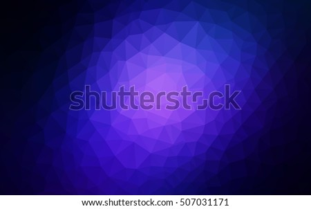 Dark blue Pattern. Seamless triangular Pattern. Geometric Pattern.Repeating pattern with triangle shapes.Seamless texture for your design.Repeating pattern.Pattern can be used for background.
