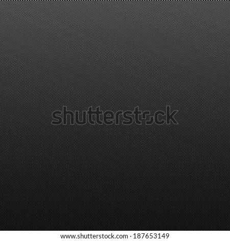Dark metal texture - stock vector