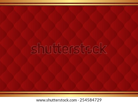 dark red background with pattern - stock vector