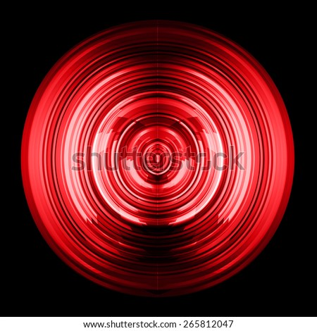 Dark Red Color Circle Light Abstract Technology Background For Computer Graphic Website Internet And Business