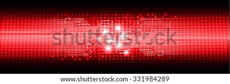 dark red color Light Abstract Technology background for computer graphic website internet and business. circuit. vector illustration. abstract. infographics. motion move blur.neon, Global