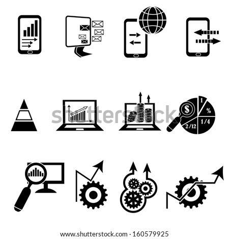 Stock Images similar to ID 149459624 - data analytic ...