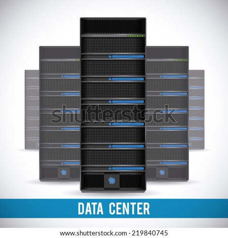 Stock images similar to id 114143440 a retro mainframe for Data center setup