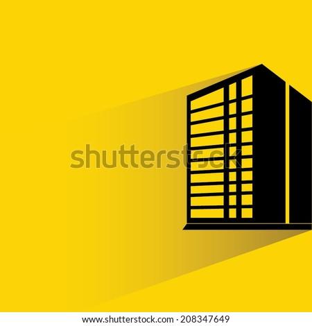 data server - stock vector