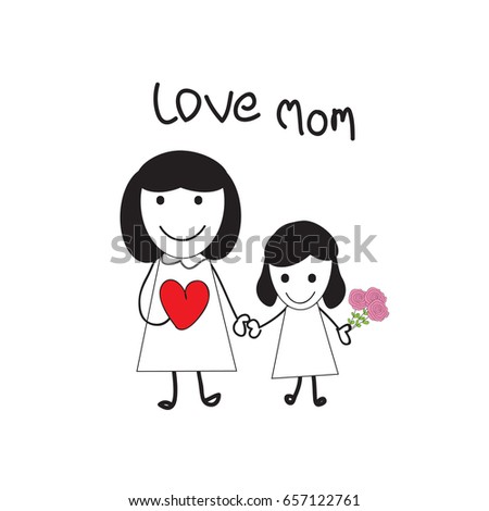 hands holding a heart mothers day card stock images royalty free images amp vectors 8101