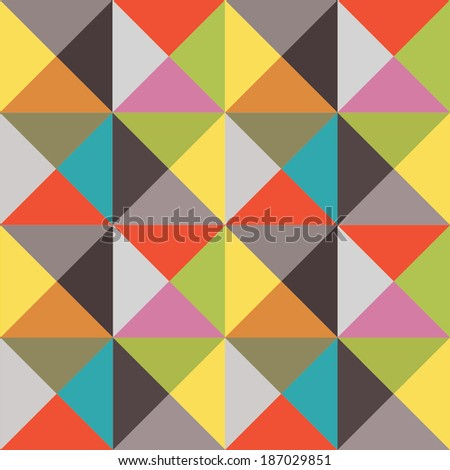 decorative background texture - stock vector