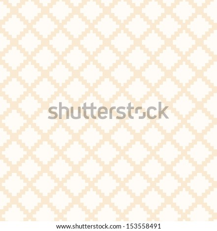 Decorative bright rural pattern. Pale seamless countryside background - stock vector