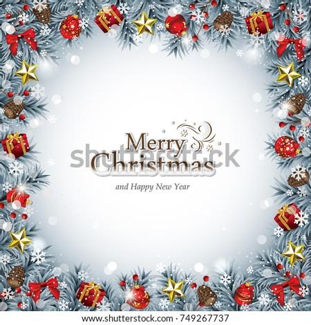 christmas frame ornaments - Vatoz.atozdevelopment.co