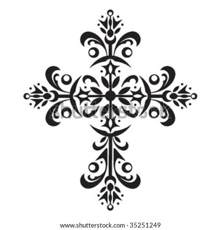 decorative cross - Decorative Cross
