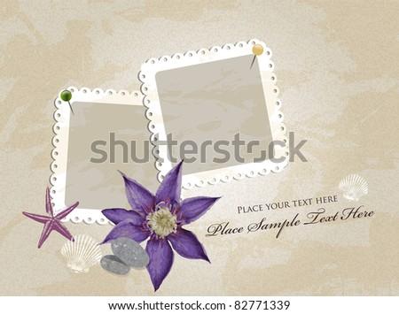 decorative design elements 3 - stock vector