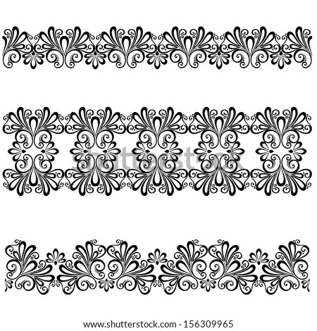 Antique in addition Chandelier Background besides Stock Illustration Black Color Chandelier Design moreover Black lace border further Invitation Card With Abstract Floral Background Elegance Patter Gg64443912. on stock vector invitation with luxury chandelier on floral
