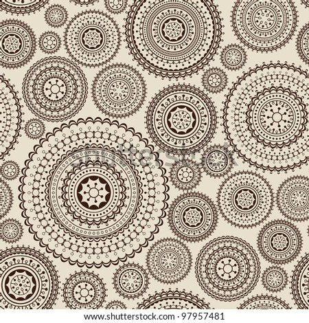 Decorative seamless lace background,abstract vector illustration