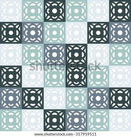 decorative vector wallpaper.Abstract illustration. - stock vector