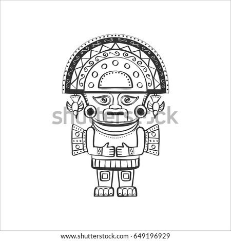 The Inkas Symbols  InkaDesign