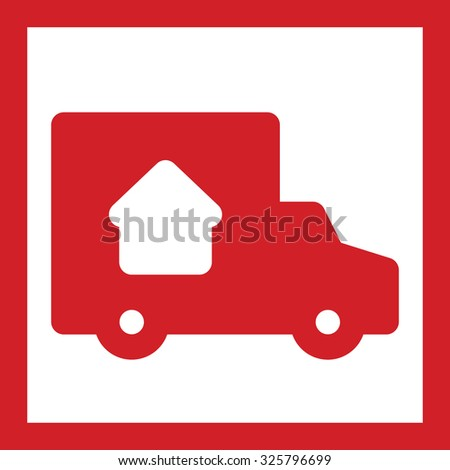 Delivery vehicles - stock vector