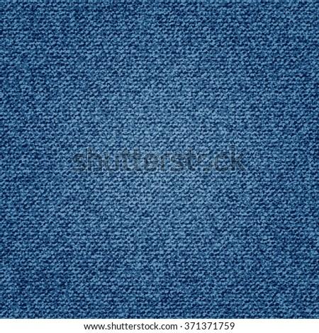 denim texture. Jeans. eps10 - stock vector