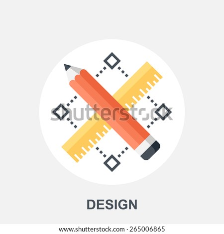 Design - stock vector