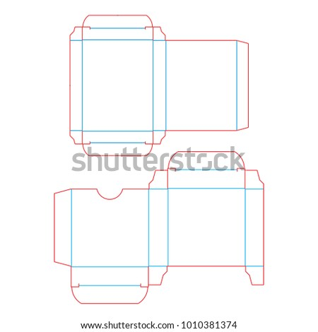 Design Box Template Condoms Vector Stamp Stock Vector 1010381374 ...