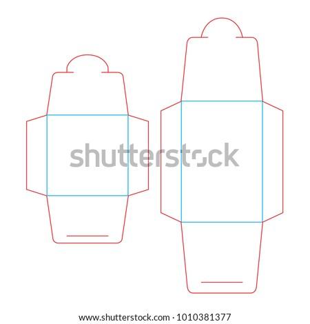 Design Box Template Condoms Vector Stamp Stock Vector 1010381377 ...