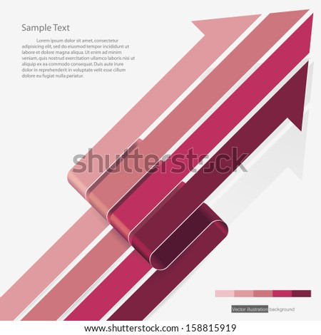 Design clean banners template/graphic or website layout. Vector.