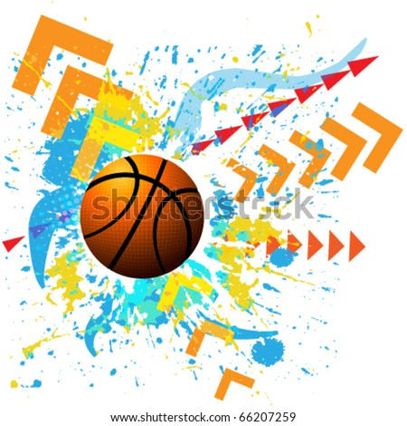 design elements basketball