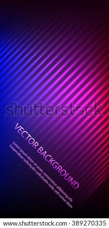 Design elements business presentation template. Vector illustration vertical web banners background, backdrop glow light effect . EPS 10 for web buttons template, web site page presentation - stock vector