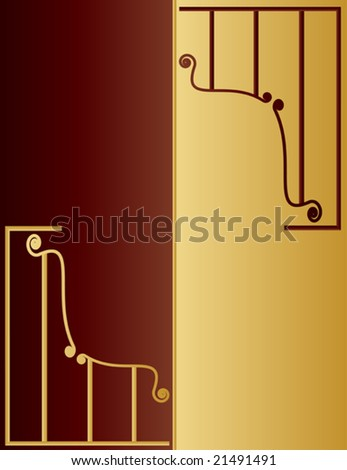 design for your brand (flayer, label, banner) - stock vector