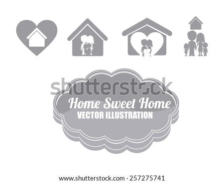 design,vector illustration. - stock vector