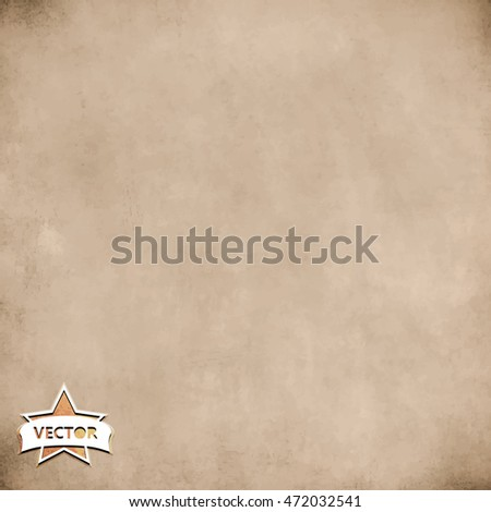 Designed grunge texture, vector background