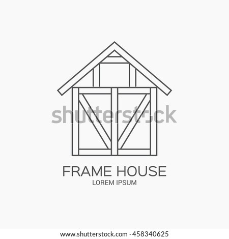 Detailed graphic with carpenter element made in vintage style. Vector design for logotype, label, badge, t-shirt or for other type of graphic. Woodwork vector illustration. - stock vector