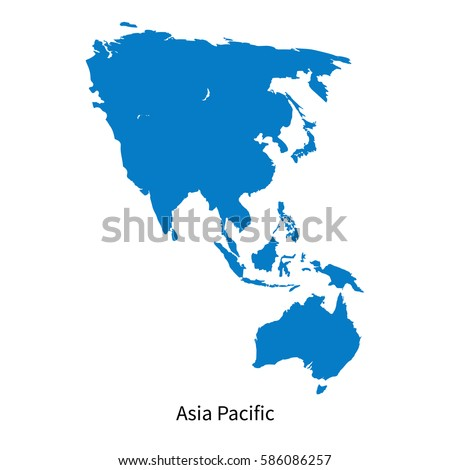 Detailed vector map asia pacific region vectores en stock 586086257 detailed vector map asia pacific region vectores en stock 586086257 shutterstock gumiabroncs Images