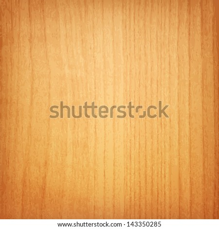 detailed wood texture background eps10 - stock vector