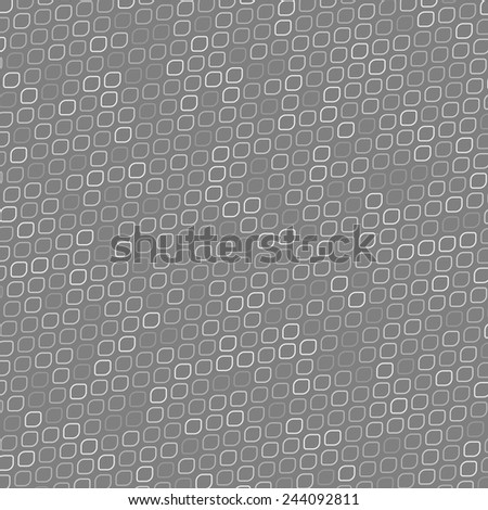 Diagonal net pattern. Rounded squares. Sport dynamic concept. - stock vector